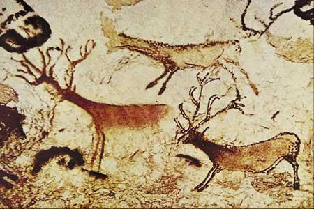 lascaux-reindeer