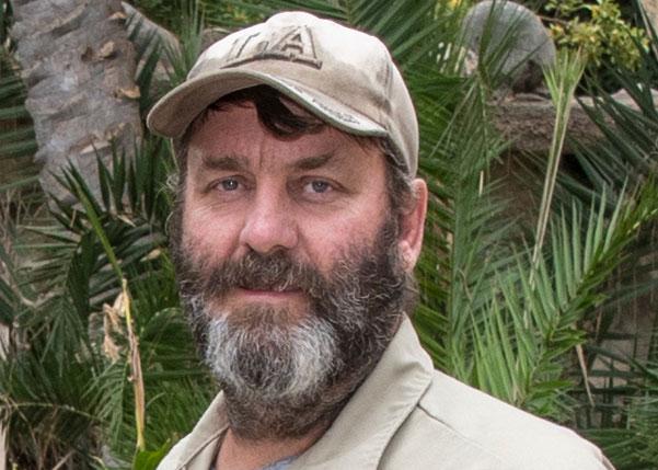 Andrew Lyell, Senior Gardener